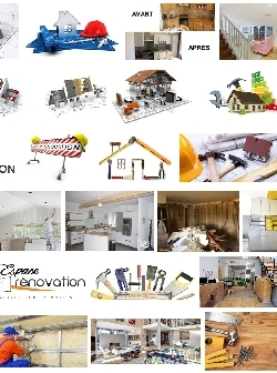 Renovation Chatillon